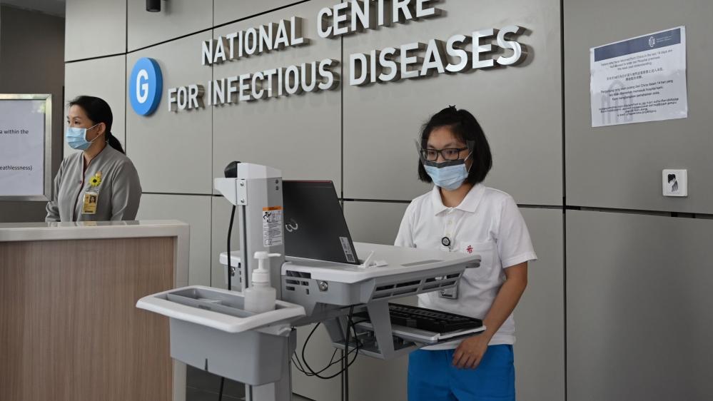 Singapore - Coronavirus