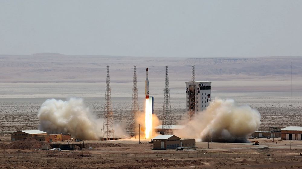 Iran counts down to launch of new satellite thumbnail