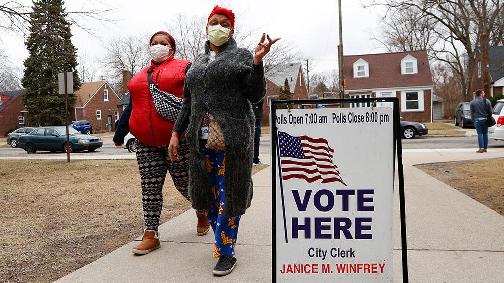 Primary wins give Joe Biden commanding edge in US Democratic race