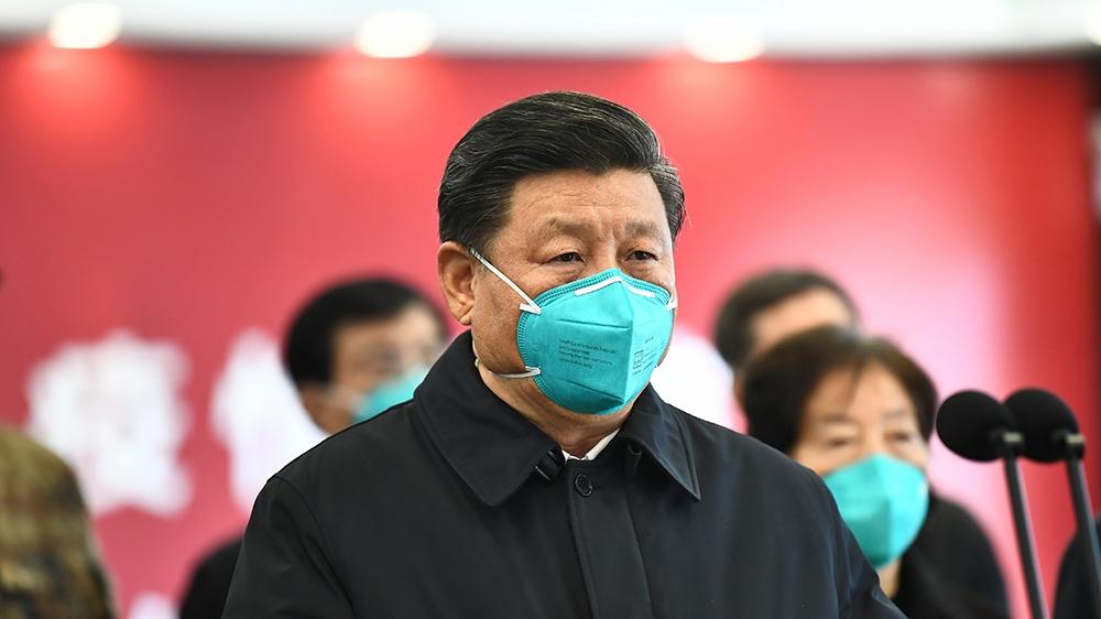 China arrests law professor who criticised Xi over coronavirus