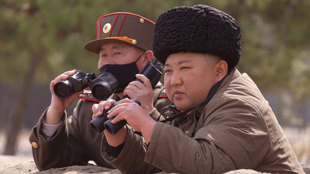 North Korea says Kim supervised second artillery drill in week thumbnail