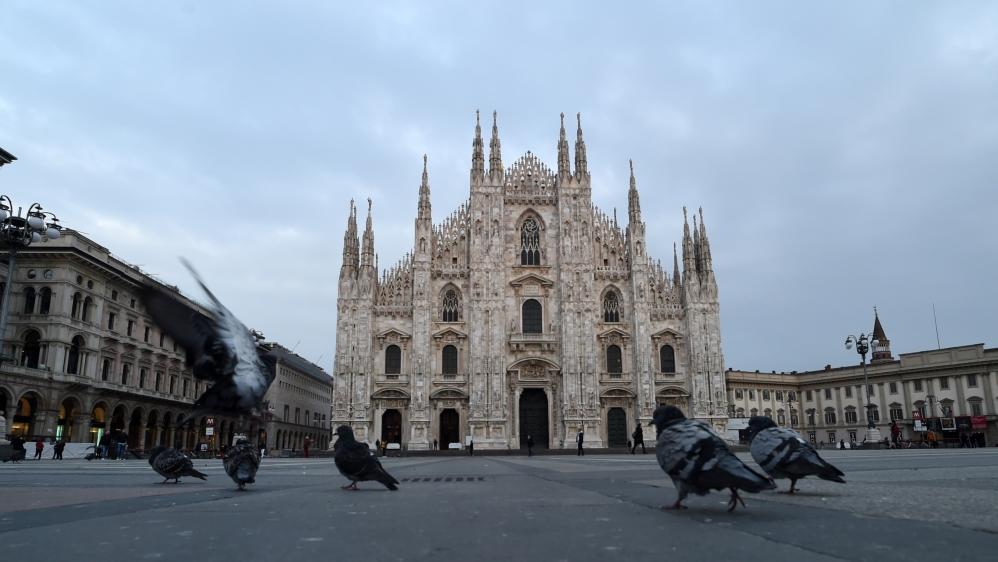 Coronavirus: Italy extends emergency measures nationwide