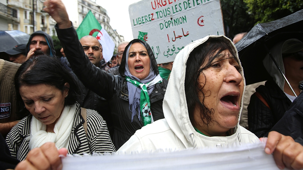 Algerian civil war