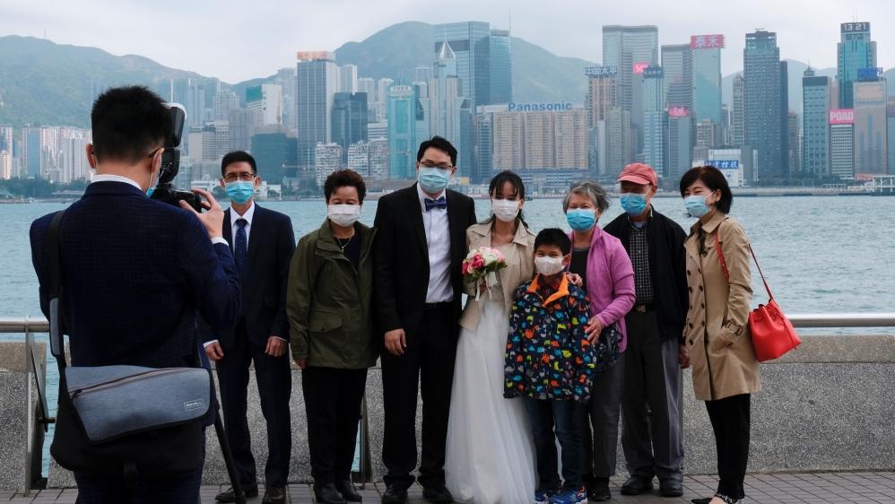 Hong Kong - coronavirus