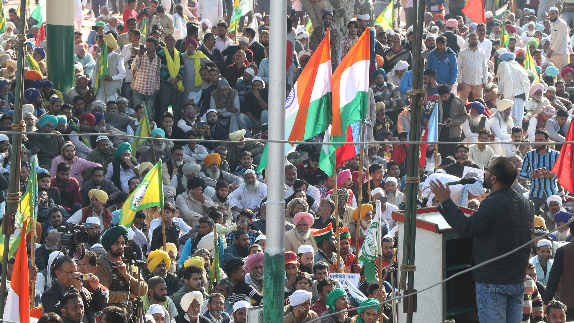 FEATURE/INDIA The Spirit of Protest: How Indians are uniting in Malerkotla