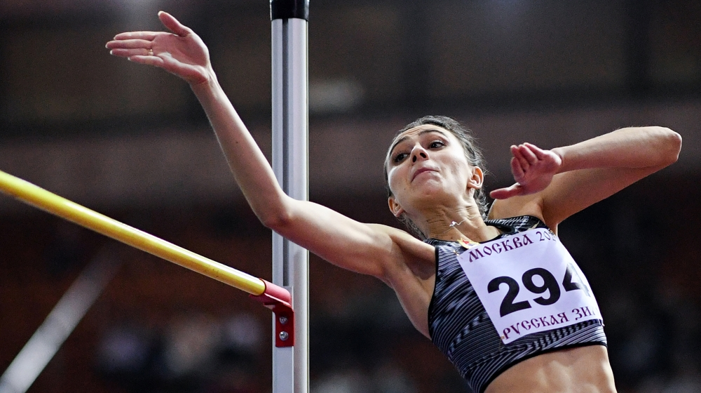 Russian athletics fined $10m for breaching anti-doping rules