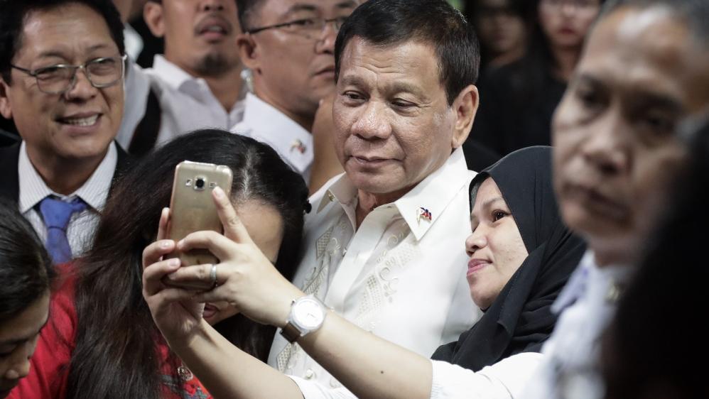 Duterte - OFWs