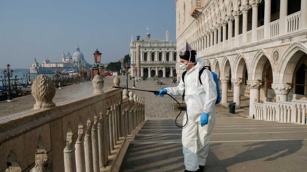 Italy coronavirus death toll surges past 1,000: Live updates