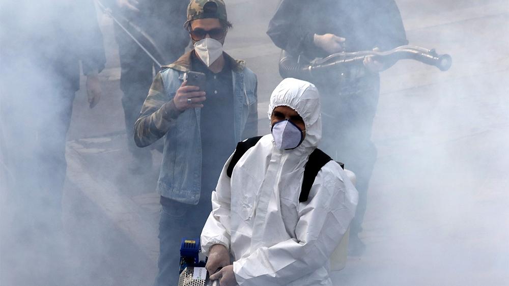 Spain, France tighten curbs in coronavirus fight: Live updates thumbnail