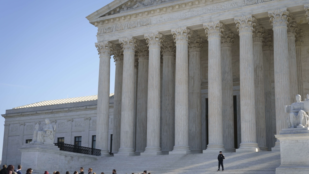 Supreme Court Hears Arguments In Asylum Seekers Right To Appeal Case
