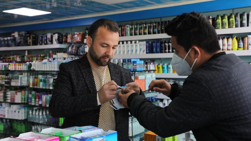 Food Coronavirus in Afghanistan