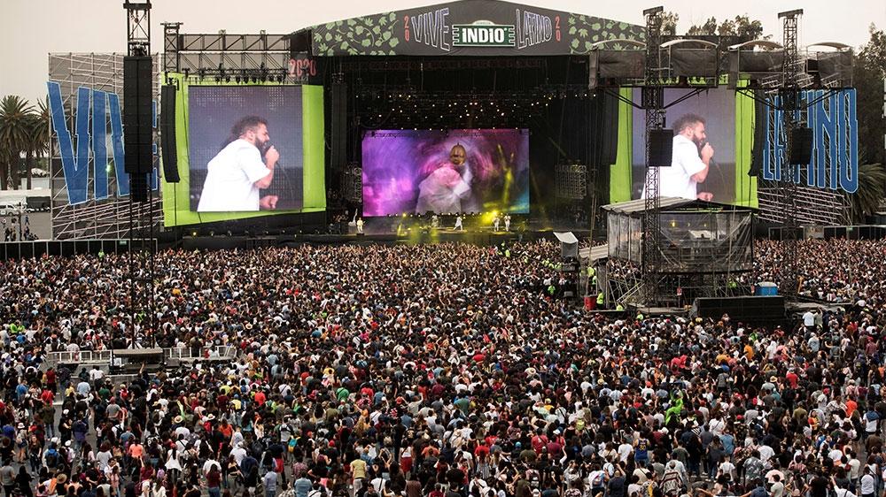 Mexico concert