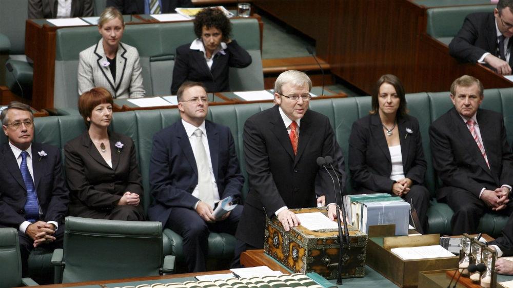 Australia apology