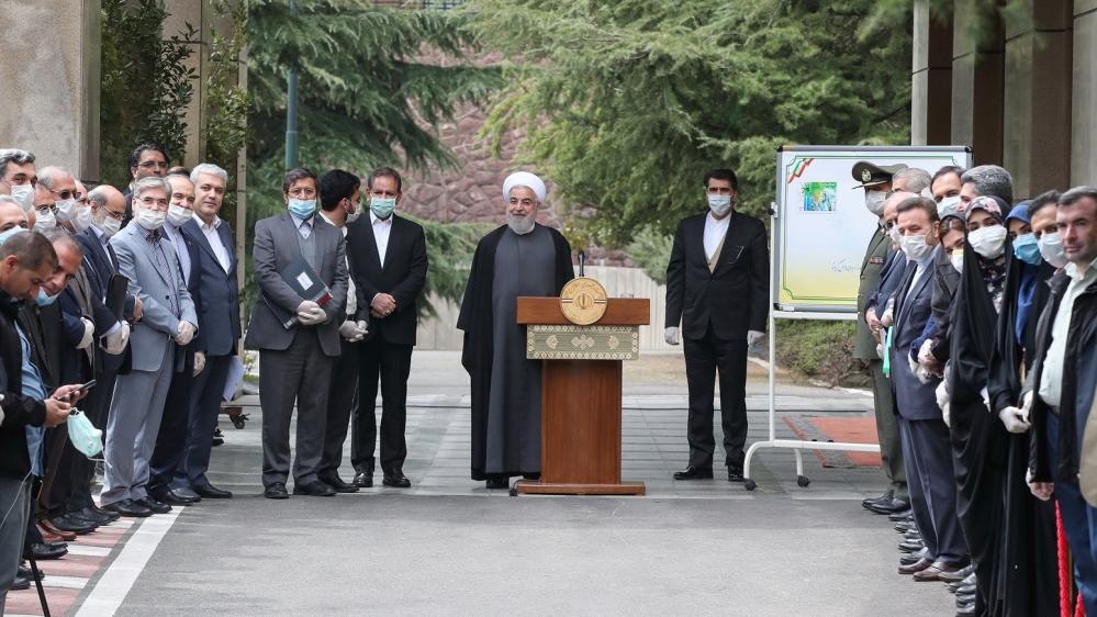 Rouhani - Tehran