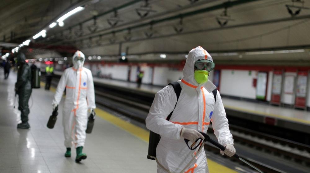 In Italy, 793 Die of COVID-19 Coronavirus in One Day