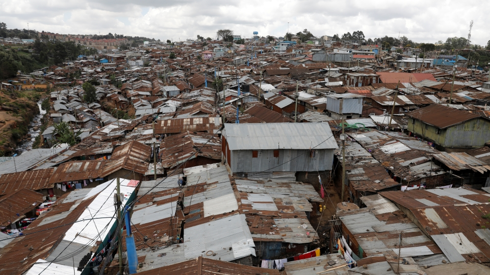 'No work, no food': For Kibera dwellers, quarantine not an option