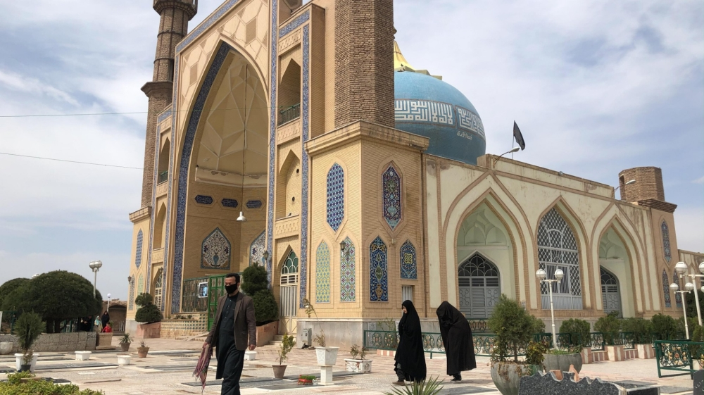 Sultan Agha Shrine in Herat