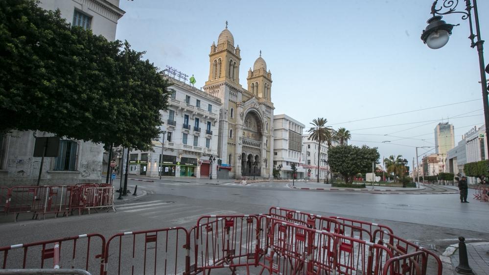 Coronavirus precautions in Tunisia
