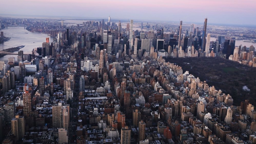 New York City Deals With Rise In Coronavirus Cases, As Mayor Considers Shelter-In-Place Order