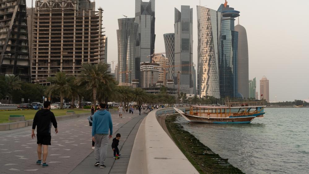 Doha, Qatar, March 19, 2020 [Sorin Furcoi/Al Jazeera]
