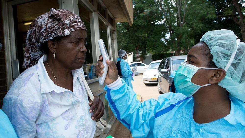 Tracking Africa's coronavirus cases