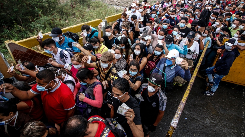 Coronavirus in Venezuela