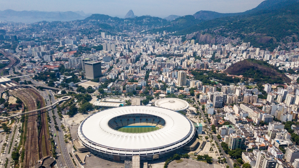 General Views of Rio de Janeiro as the Coronavirus (COVID - 19) Continues to Spread