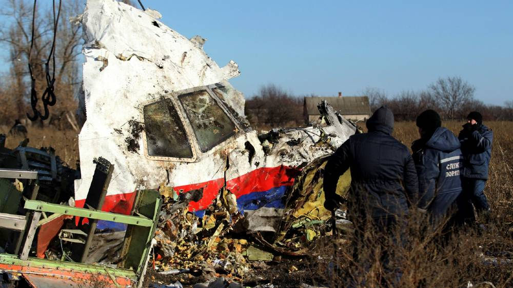 Dutch govt to sue Russian Federation  over MH17
