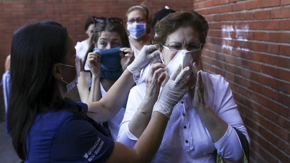 Venezuela, already in crisis mode, struggles to fight coronavirus thumbnail