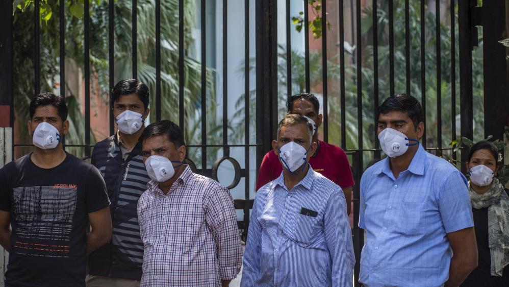 India Calls For Curfew Against The Coronavirus Outbreak