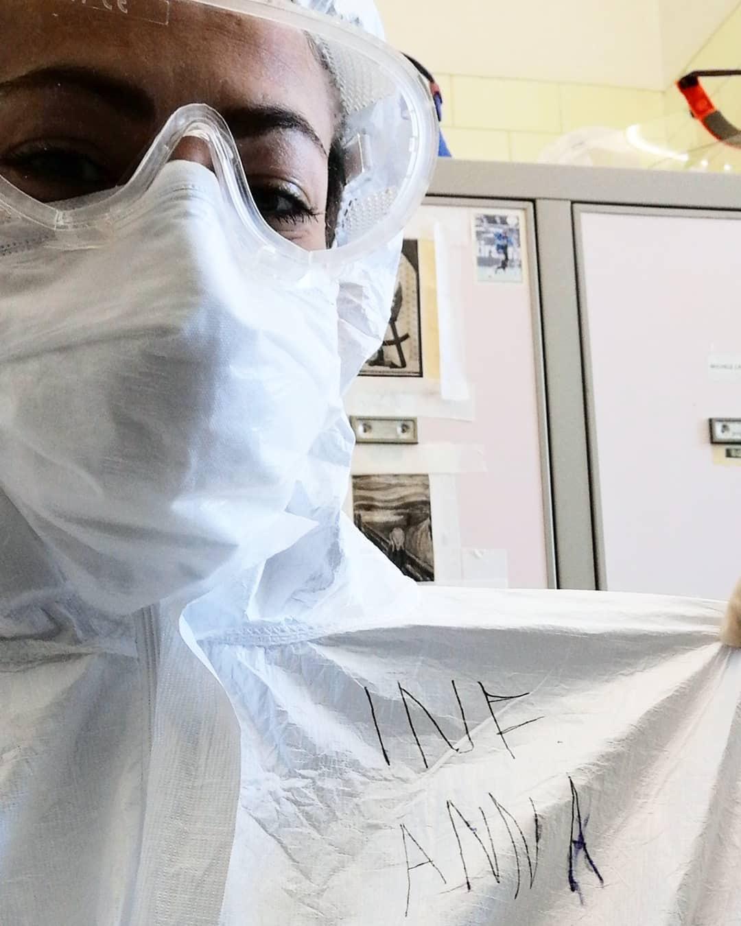 italy nurses under pressure