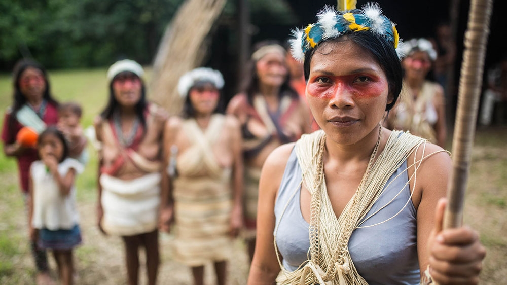 Ecuador - Amazon - Indigenous - DO NOT USE