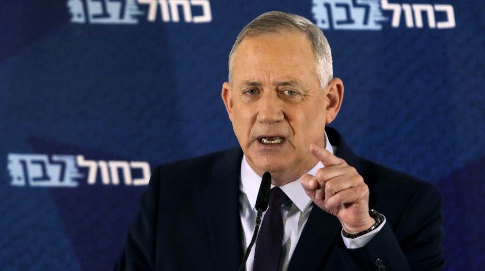 In shock move, Benny Gantz elected speaker of Israel's parliament