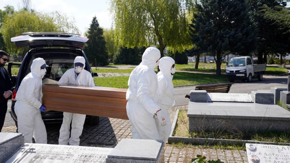 Spain funeral - reuters