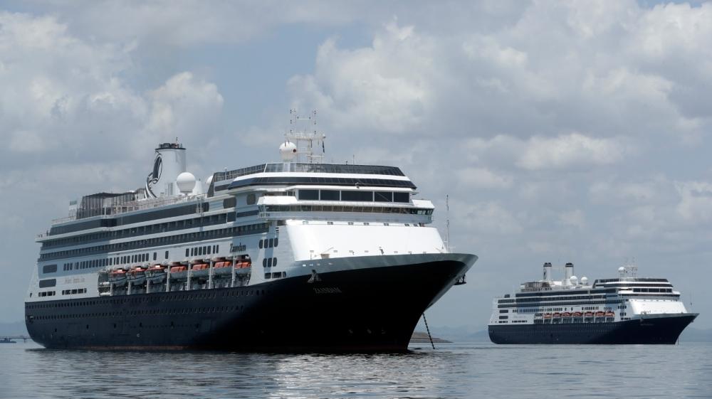 cruise ship panama
