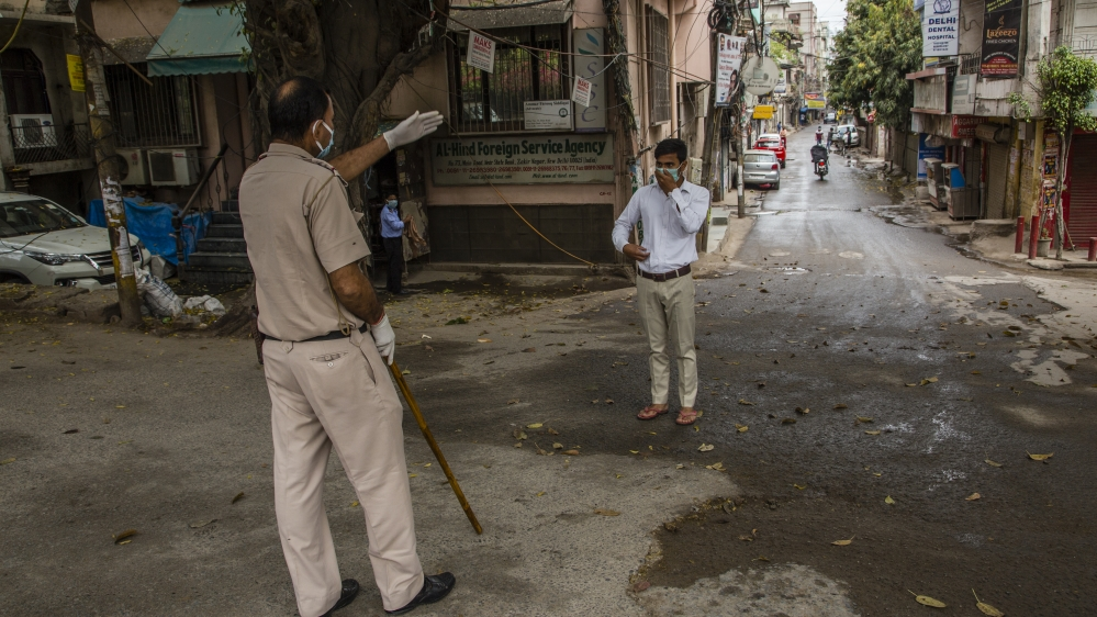 India Imposes Nationwide Lockdown over coronavirus fears