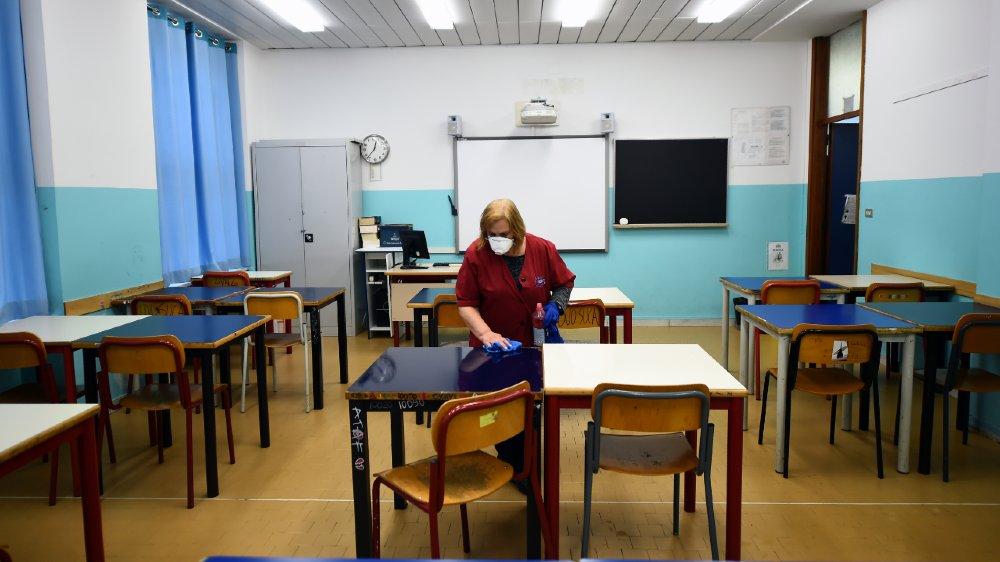 Italy classroom - reuters