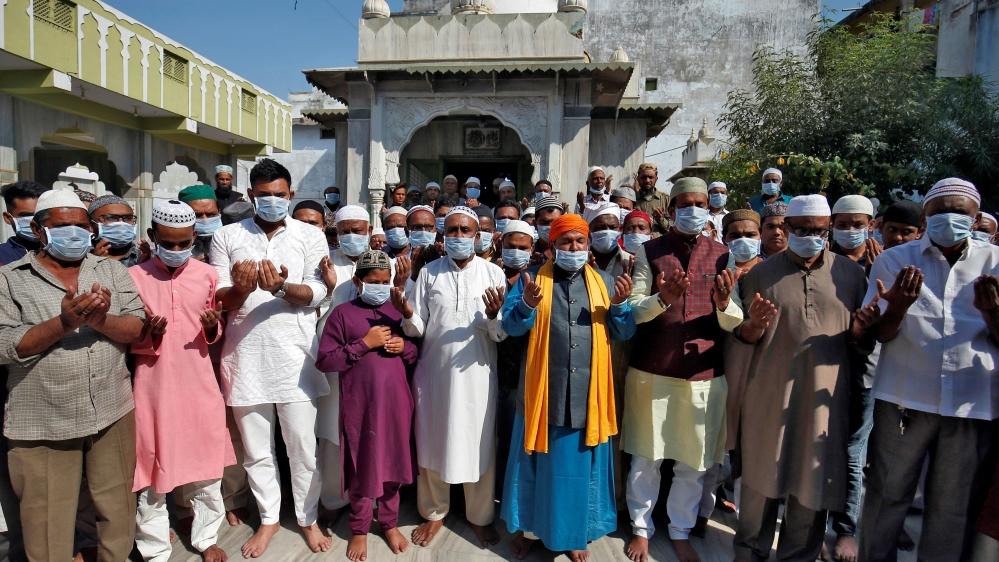 Muslims coronavirus