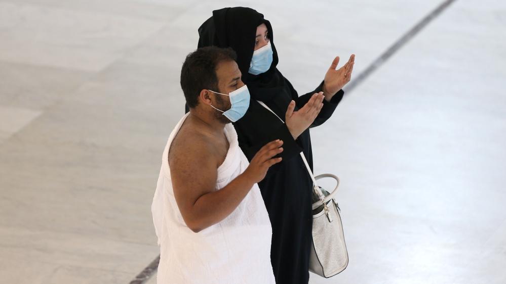 Muslims Saudi Corona