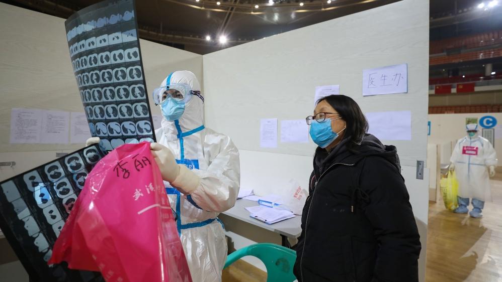 China - coronavirus
