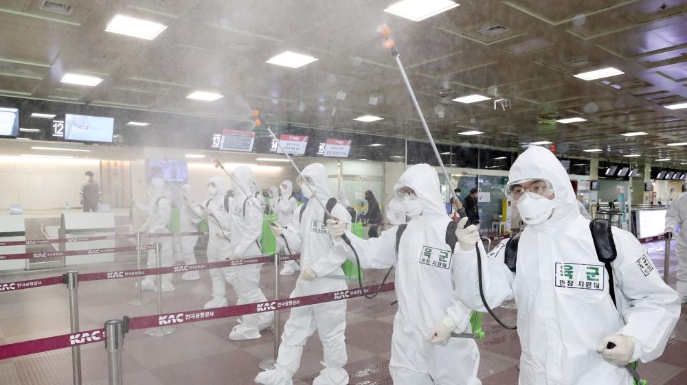 South Korea - coronavirus