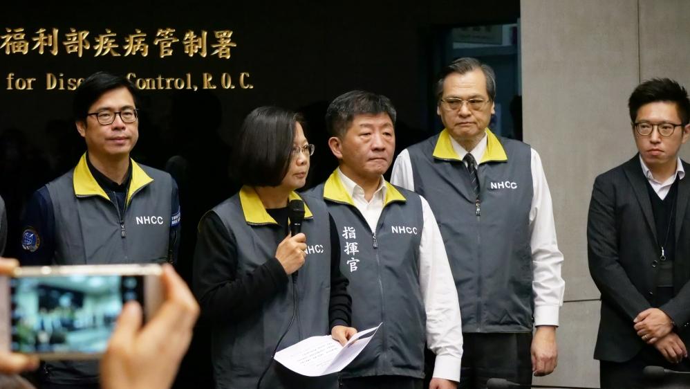 Taiwan - coronavirus