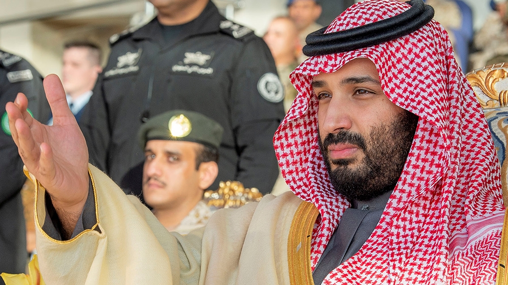 Saudi crackdown widens amid reports of further arrests of royals thumbnail
