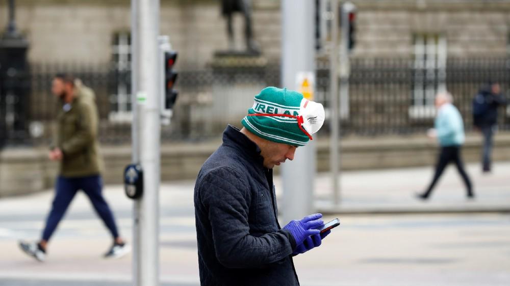 Dublin - phone - reuters