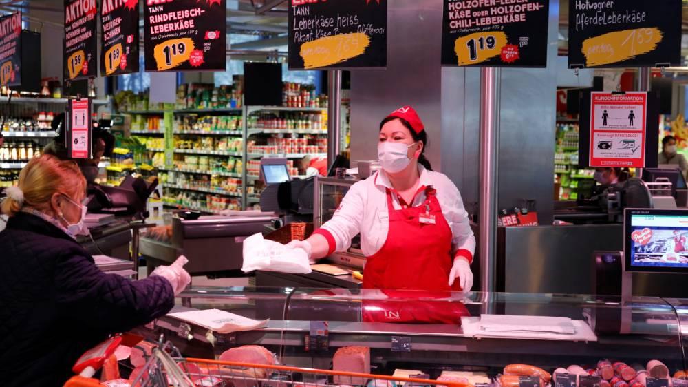 Austria supermarket - reuters