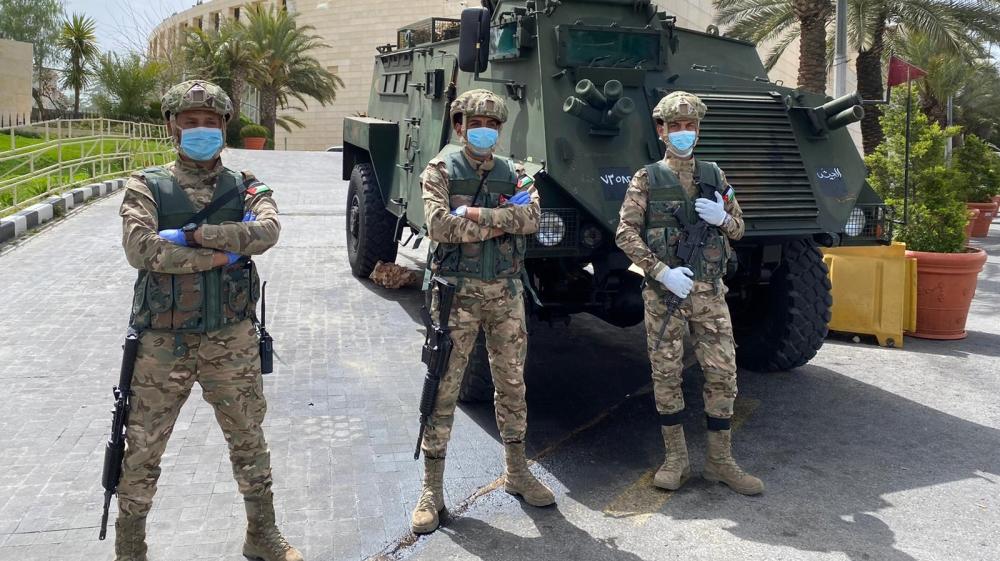 Jordan security forces [Ali Younes/Al Jazeera]