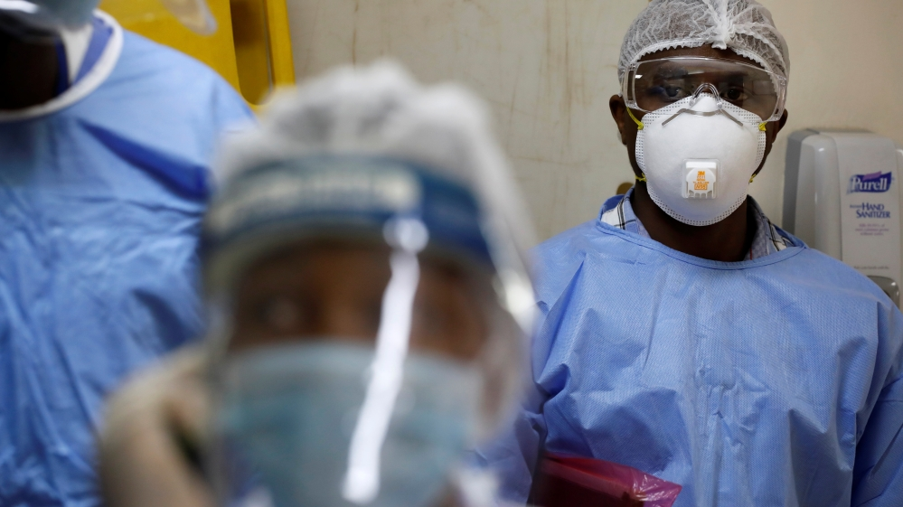 Africa coronavirus cases could hit 10 million in six months: WHO thumbnail
