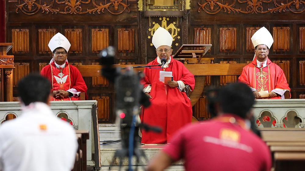 Sri Lanka Catholic church 'forgives' 2019 Easter suicide bombers thumbnail