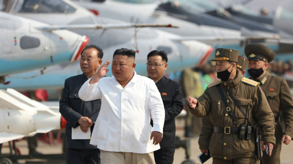 N Korea's Kim in major reshuffle as country steps up virus fight thumbnail