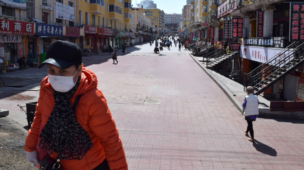 China's border with Russia new front line in coronavirus fight thumbnail